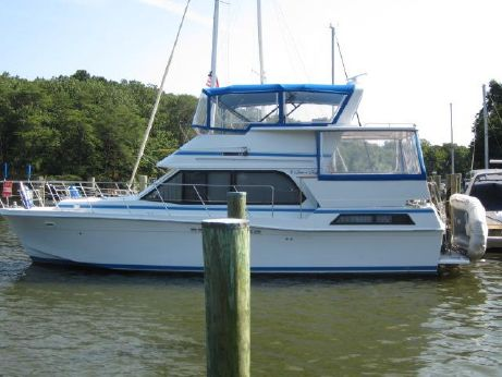 1989 Chris Craft 42 Aft Cabin Motor Yacht