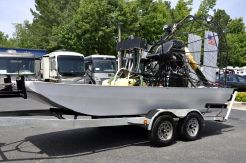 2007 Panther AIRBOAT