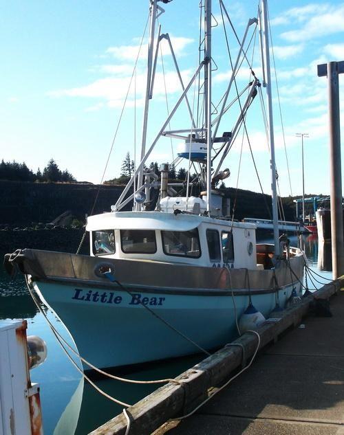 1974 alaska fishing crab boat power new and used boats for for Crab fishing boats for sale