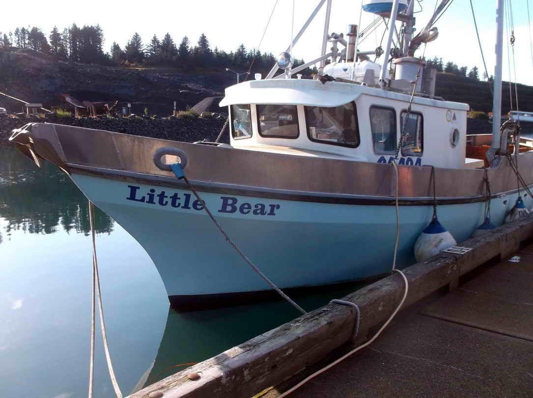 1974 alaska fishing crab boat power new and used boats for for Alaska fishing boats for sale