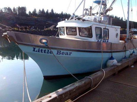 Boats for sale in alaska for Alaska fishing boats for sale