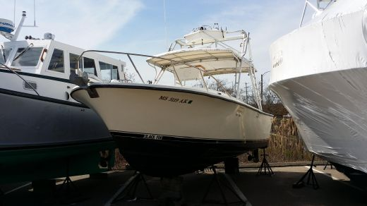 1985 Blackfin 27 Fisherman - Complete Re-Fit
