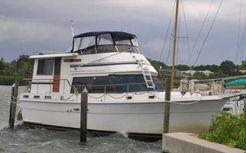 1985 Gulfstar 44 Walk-Around Motor Yacht