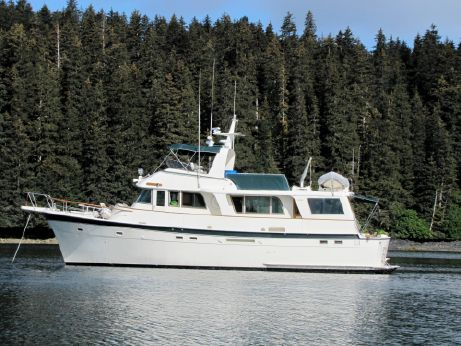 1980 Hatteras Long Range Cruiser