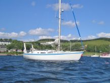 1986 Crossbow 40 Cutter Rigged Sloop