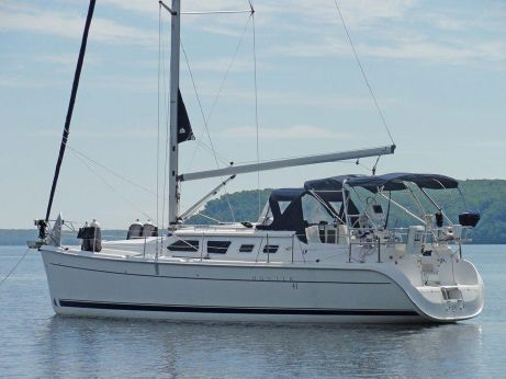 2009 Marlow-Hunter 41DS
