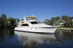 2005 Offshore Yachts Pilothouse Hull #54056