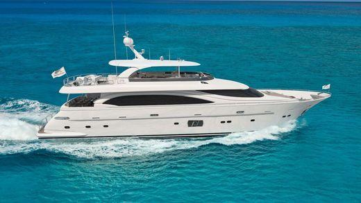 2017 Horizon E98 (New Boat Spec)