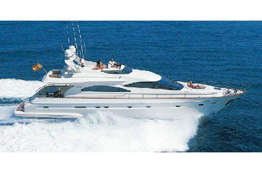 2000 Astondoa 72 GLX