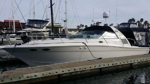 1997 Sea Ray Express Cruiser 14'2 Beam