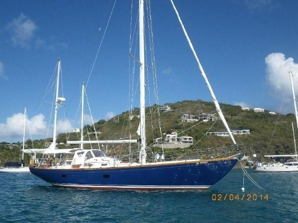 New London (CT) United States  city pictures gallery : 1969 Hinckley 48' Yawl Sail Boat For Sale www.yachtworld.com