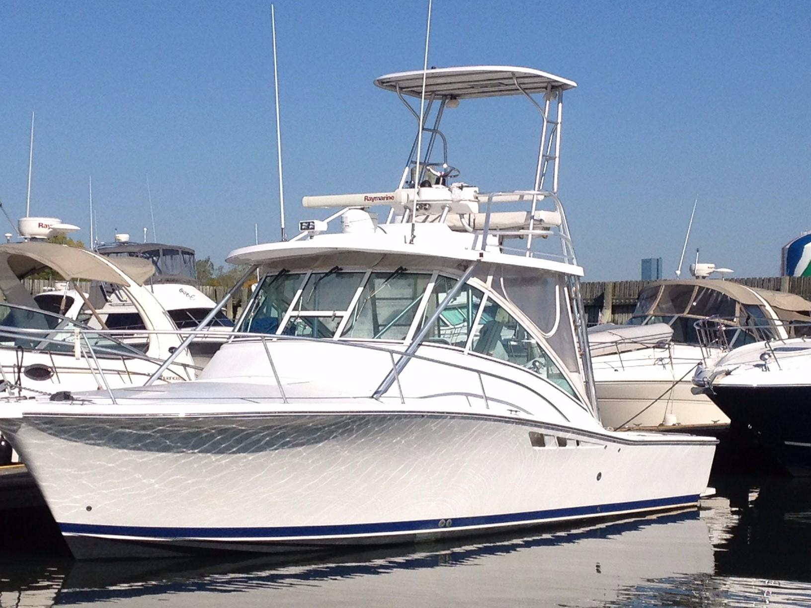 2007 Luhrs 32 Open Upgraded Power Boat For Sale Www