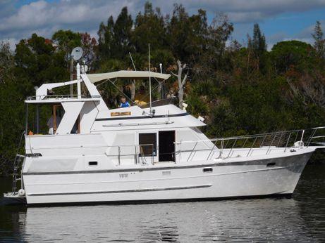 1988 Nova Heritage East 36 Sundeck Trawler