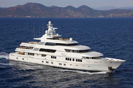 2007 Lurssen Full Displacement